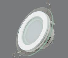 Светильник (окантовка стекло)<br /> LEEK GLRL 6w